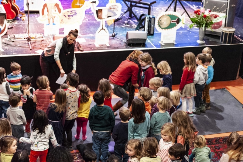 Theaterworkshop für Kinder